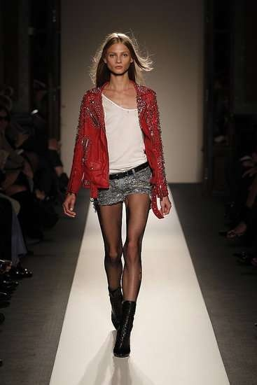 rock-chic outfit lush !