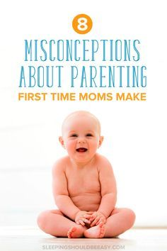 First time moms have many misconceptions about parenting. See if you can relate to these parenting myths and realities about parenting first time moms make.