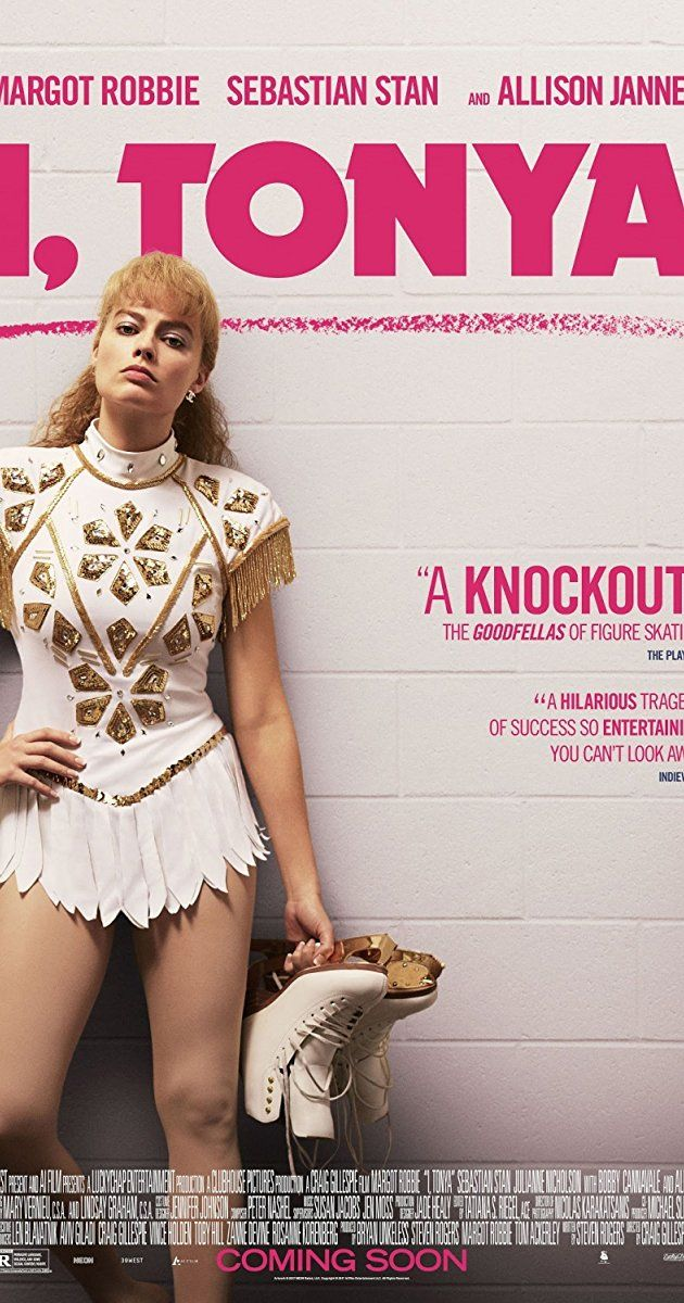 Directed by Craig Gillespie.  With Margot Robbie, Sebastian Stan, Allison Janney, Bobby Cannavale. Competitive ice skater Tonya Harding rises amongst the ranks at the U.S. Figure Skating Championships, but her future in the activity is thrown into doubt when her ex-husband intervenes.