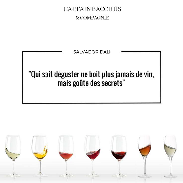 Parole du Jour Captain Bacchus