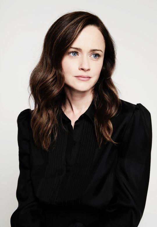 Alexis Bledel photographed for Variety Magazine.