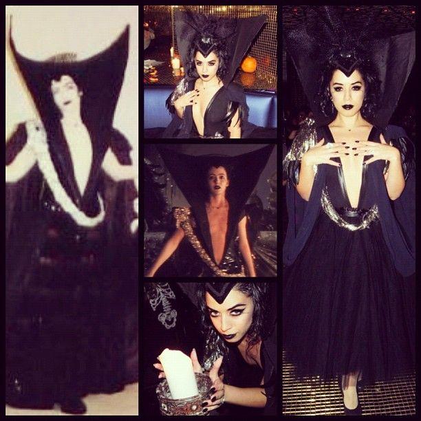Cosplay Darkness Legend Lily Dark