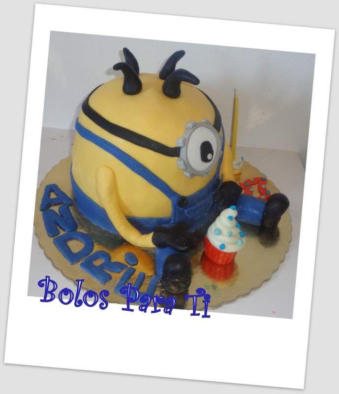 Bolo Minions www.bolosparati.com