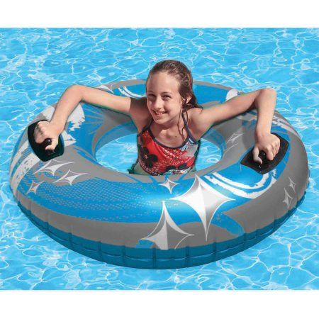 Poolmaster 50 inch Hurricane Sport Tube, Blue