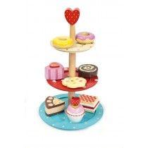 Le Toy Van - Honeybake Cake Stand Set #EntropyWishList #PintoWin