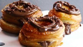 Nutella Cronuts