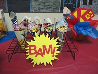 Superman Centerpiece. Boy Baby Shower Super Hero Theme   Google Search