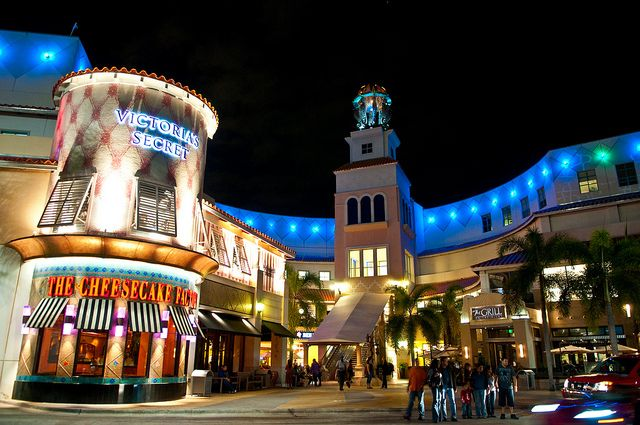 The coolest commercial center in Miami!