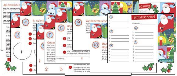 Für die beste Stimmung zu #Weihnachten: #Spiel für Erwachsene mit Rätseln, #Weihnachtsliedern, Wissens-fragen uvm., 15,90EU (mehr dazu: https://www.grapevine.de/node/134)