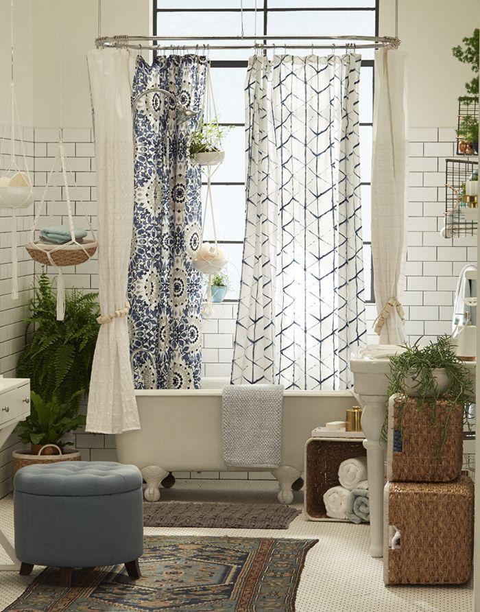 Target_Emily Henderson_Bathroom_Blue White Green Eclectic Bohemian_vanity1
