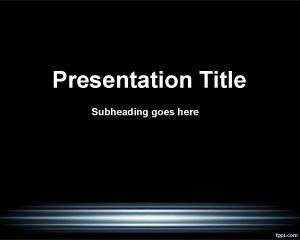 Free Magnet PowerPoint template is a free presentation background for Power Point that you can download as a free dark template for presentations in Microsoft Power Point 2010 and 2003