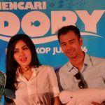 """Syahrini Dan Raffi Ahmad Akan Isi Suara Dalam Film """"Finding Dory"""" Bahasa Indonesia"""