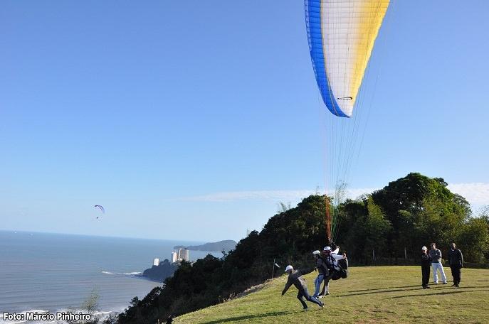 Voo Livre - São Vicente, SP - Brasil