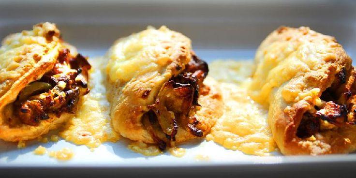 Empanadas - De gode, varmende empanadasene fra Mexico liker alle.