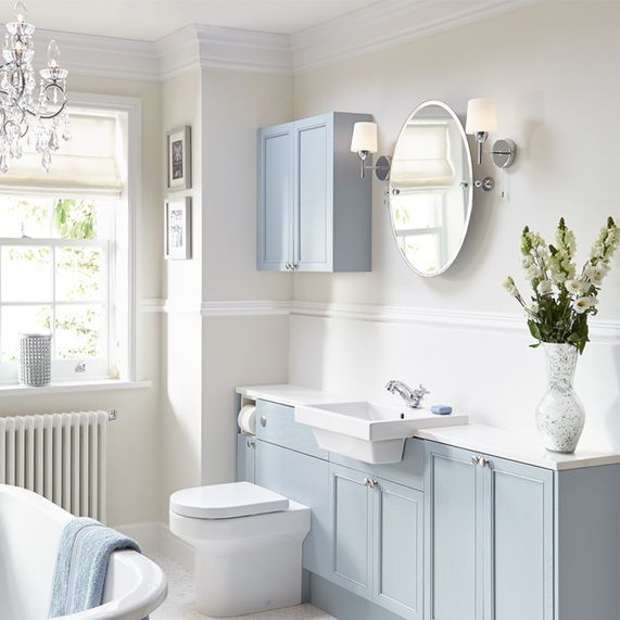 Savoy Tilting Oval Bathroom Mirror 650 X 586mm Oval Mirror
