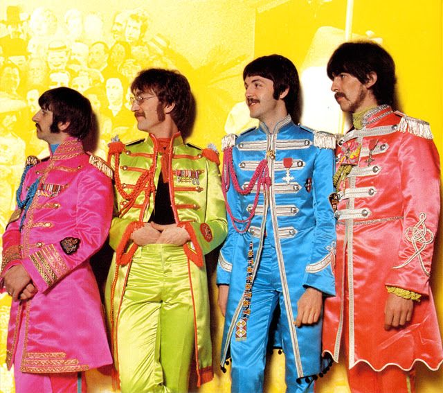Beatles Forever!: The Beatles - Sgt. Pepper's Lonely Hearts Club Band - Cd Remaster 2009 - Folhetos