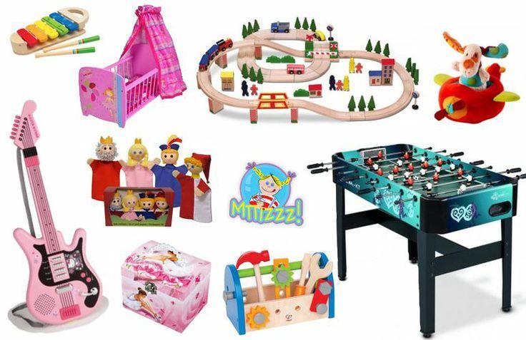 Προτάσεις χριστουγεννιάτικων δώρων από το mpiztoys.gr