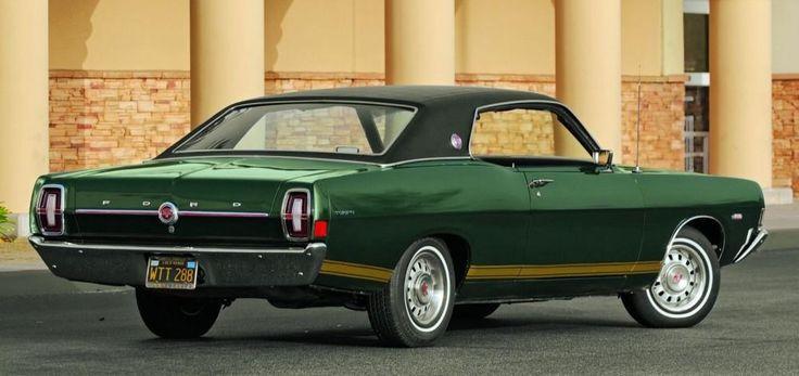 Громкое Возвращение - 1968 Форд Торино ГТ | Хеммингс мотор Новости