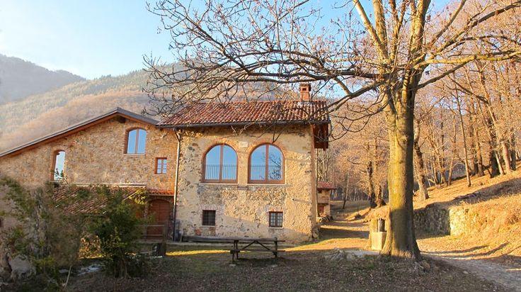 Ostello della gioventù SANTUARIO DELLA BRUGHIERA a Trivero (Biella)