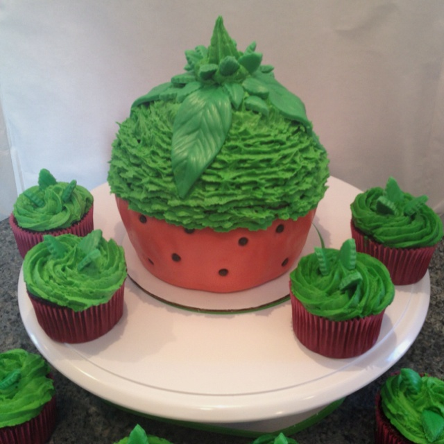Strawberry Short Cakes