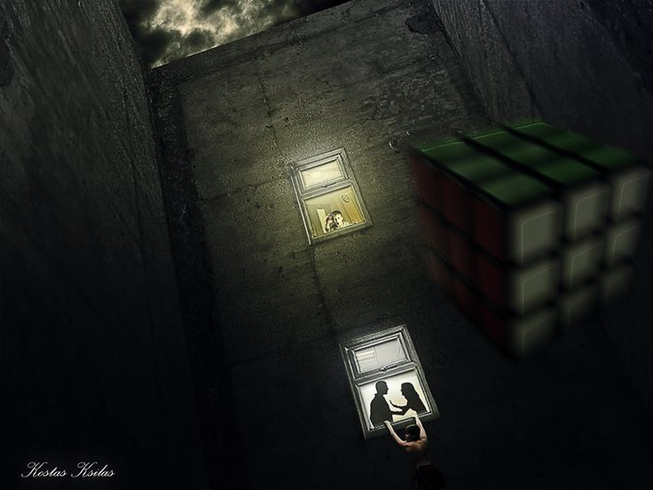 Rubik's Cube by ksilas on DeviantArt