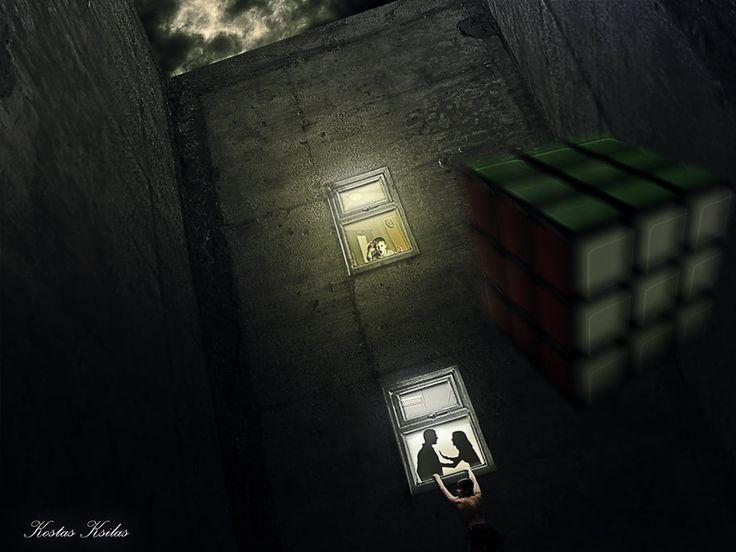 Rubik's Cube by ksilas on DeviantArt
