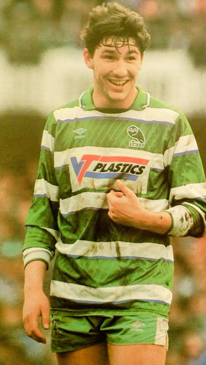 David Hirst Sheffield Wednesday
