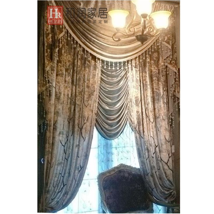 78 best Curtains images on Pinterest | Shades, Window dressings ...