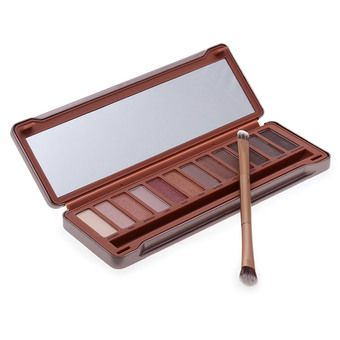 Buy Professional 12 Color Nude Eye Shadow Palette with Brush Fashion (EXPORT) online at Lazada. Discount prices and promotional sale on all. Free Shipping.