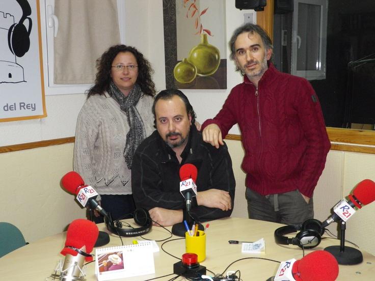 """Óscar Huescar, Marta Jorba y Alfredo Gallego, tres """"chapineros"""" de auténtico lujo"""