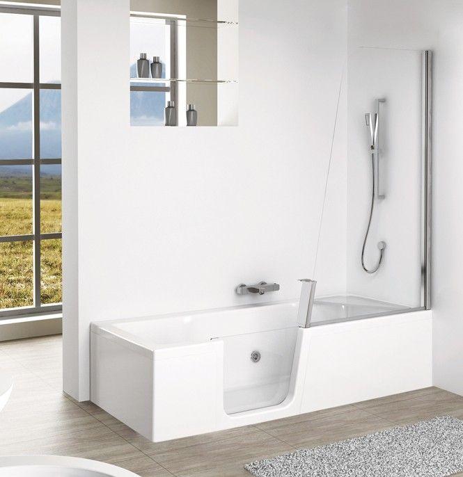 16 best baignoires images on pinterest soaking tubs. Black Bedroom Furniture Sets. Home Design Ideas