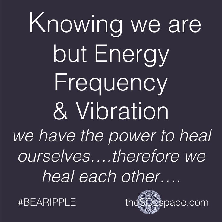 Knowing we are but Energy Frequency & Vibration we have the power to heal ourselves….therefore we heal each other….  BE AWARE TO BE Download your FREE #BeARipple LOVE CONSCIOUSNESS frequency meditation now @ www.theSOLspace.com/meditation
