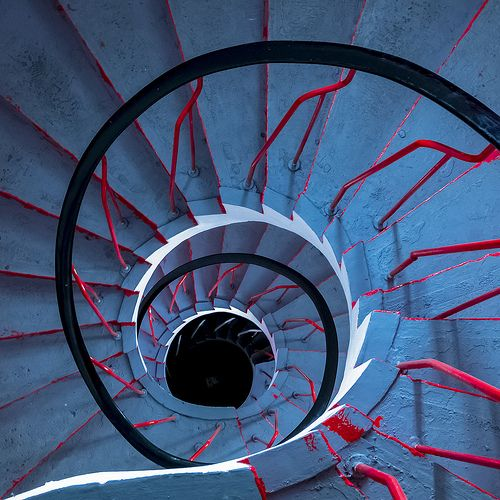 the drunken painter & the staircase   Flickr - Photo Sharing!