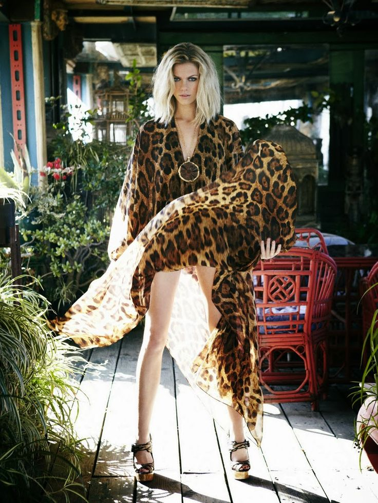 Brooklyn Decker in Cavalli