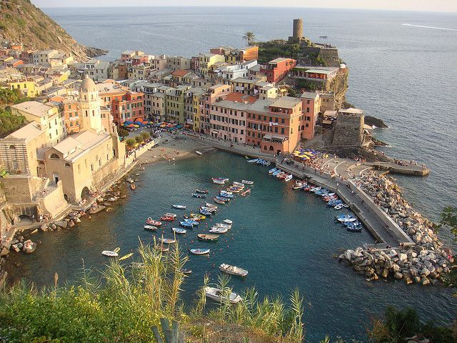A Rough Guide to the Cinque Terre in Italy