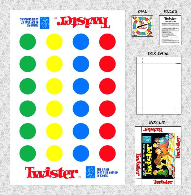 Chuck Foley, Co-Creator of the Game Twister, Dies at 82 - The New ...