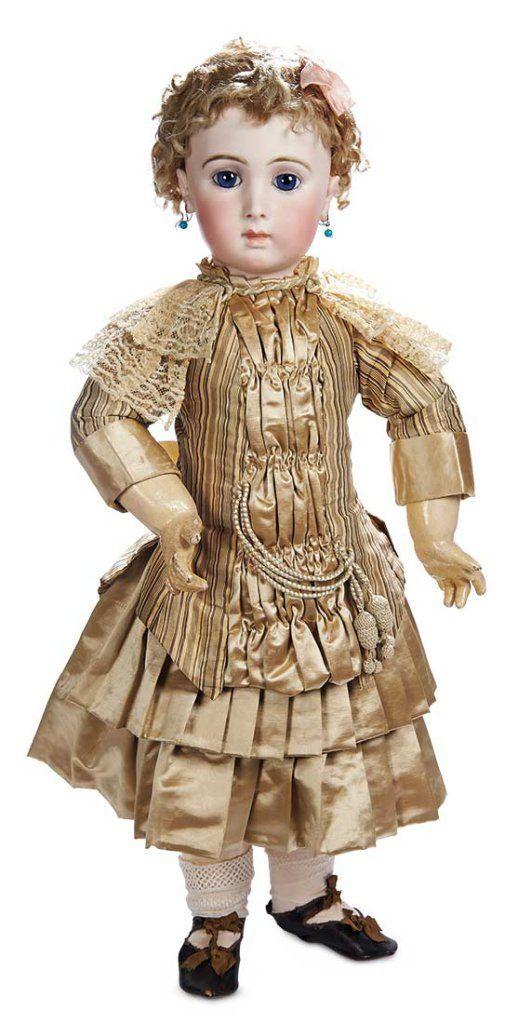 Antika Oyuncak Bebekler Pinterest'te | Sırsız Porselen Bebek, Açık ...