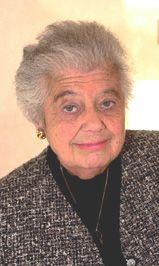 Nina Einhorn (1925-2002) forskare och cancerläkare på Radiumhemmet i Stockholm. Överlevde i Warzavas getto under nazisttiden.