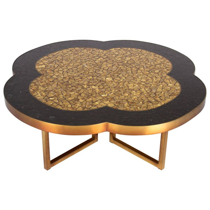 60 best black and gold coffee tables images on pinterest | coffee