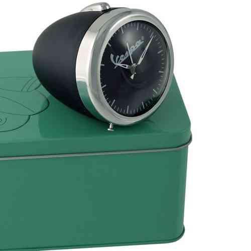 Reloj despertador con forma de salpicadero vespa http - Reloj pared original ...