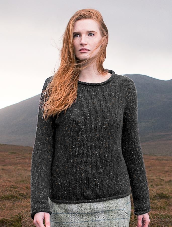 f5b0ae0216afef Womens Roll Neck Sweater | Adventures In Intentional Shopping | Roll ...