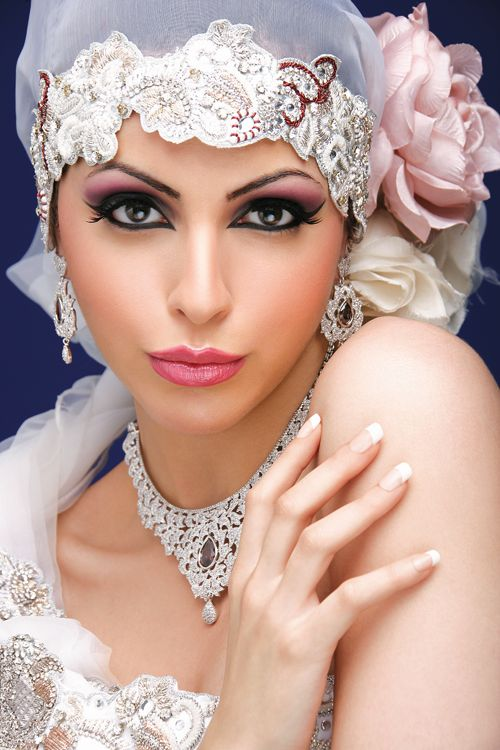 arabic-bride | Asiana.tv #MuslimWedding, #PerfectMuslimWedding, #IslamicWedding, www.PerfectMuslimWedding.com