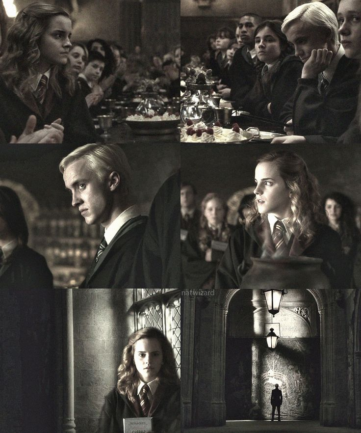 Hermione and draco secretly hookup fanfiction