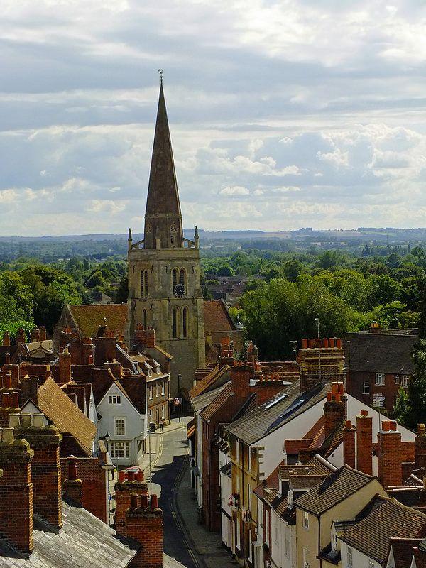 Abingdon, Oxfordshire, UK; My 9th great grandfather was Lord Mayor of Abingdon England, William Branch b.1524-1601 AD