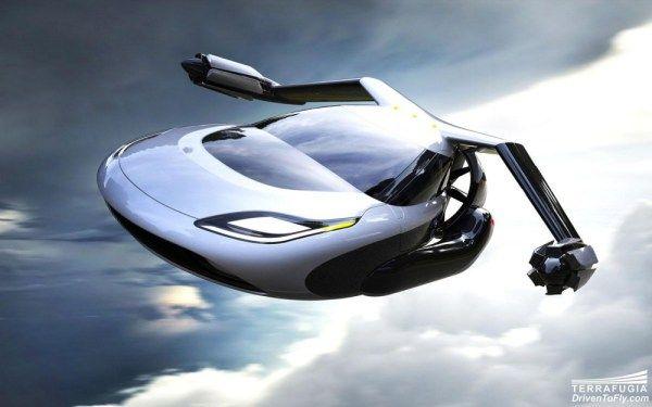 La FAA da luz verde a pruebas del coche volador  TF-X de Terrafugia