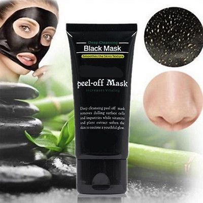 1pcs New Pore  Membrane Mask Blackhead  Mineral Nose  Cleaner  Removal  Deep Mud