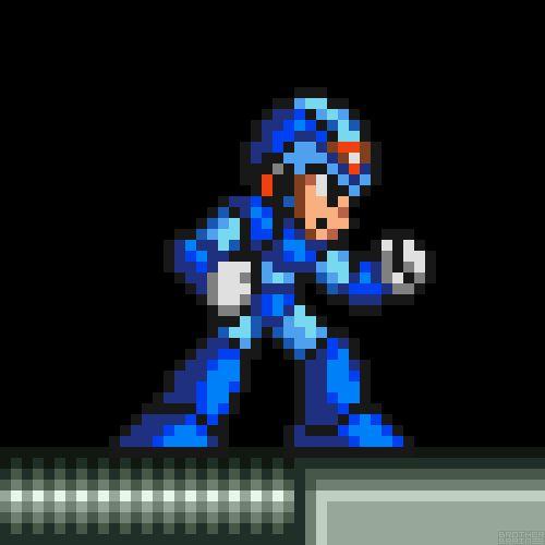 Mega Man X All ColorsbyBrother Brain★Mega Man X (SNES) Capcom 1993.Mega Man X2 (SNES) Capcom 1994.Mega Man X3 (SNES) Capcom 1995.