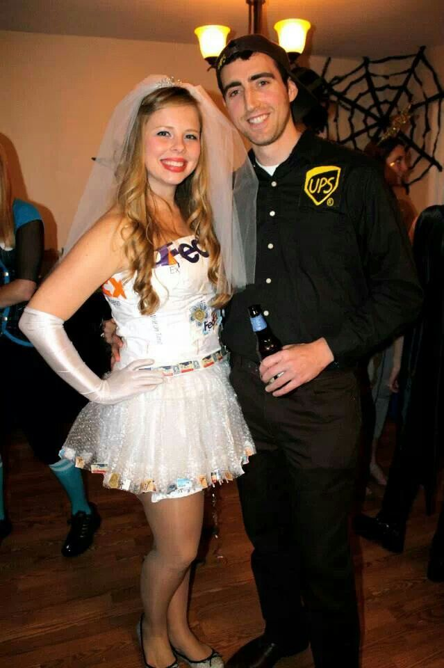clever mail order bride costume