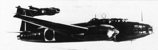 Pacific War - Mitsubishi G4M, the main land-based bomber used by the Imperial Japanese Navy Air Service in World War 2.