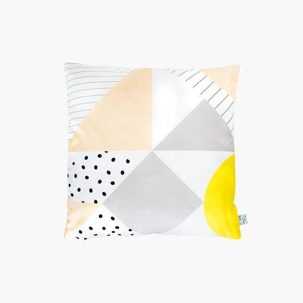 shapes & dots Kissen #2 von nice nice nice auf DaWanda.com